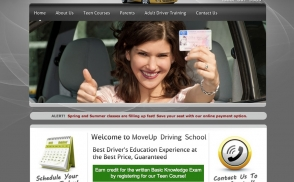 MoveUp Driving School